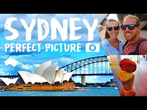 Perfect Picture 🌏 Things to do in Sydney