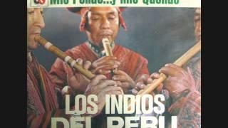 Los Indios del Perú - Pajarillo carcelero (1969)