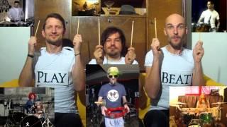 Playmobeat Drum Trio - Finale (Schlagzeilen 2013 - December)