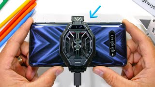 An ICE COLD Gaming Phone? - Durability Test!