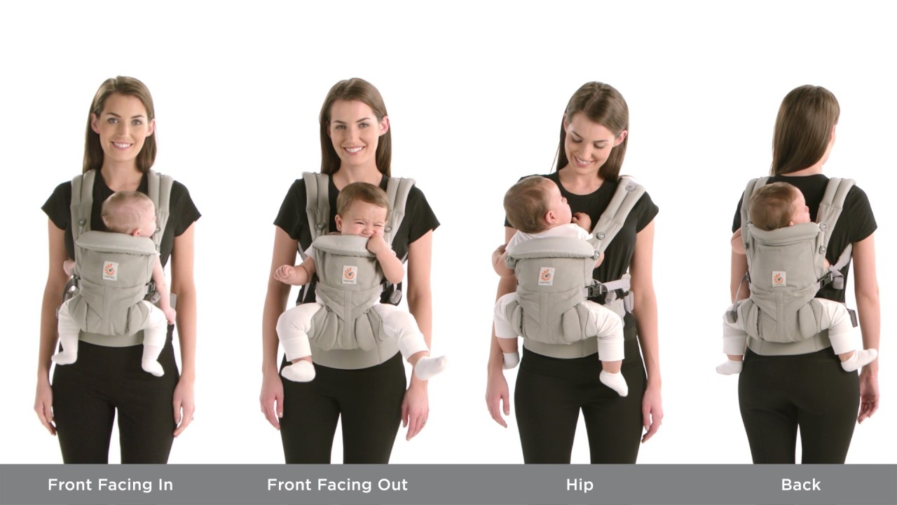 Ergobaby Omni 360 Carrier The All In One Baby Carrier