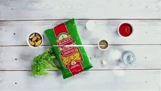 MAKFA | Спирали с мидиями в томатном соусе