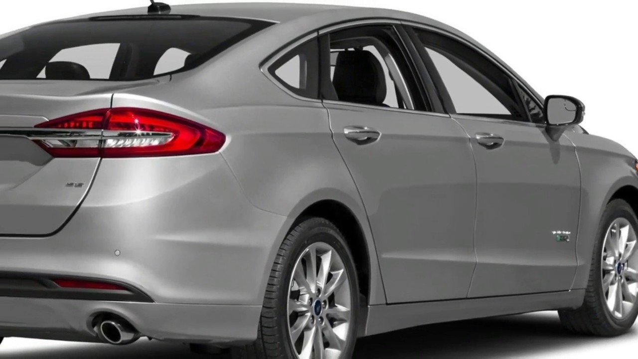 Ford fusion energi review 2017 price