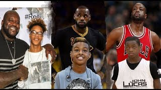 Sons Of NBA Players Highlights Compilation Video