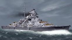 Der Untergang der Bismarck (Doku)