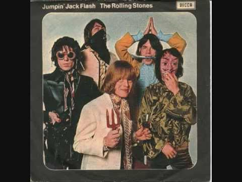 The Rolling Stones - Jumping Jack Flash - YouTube