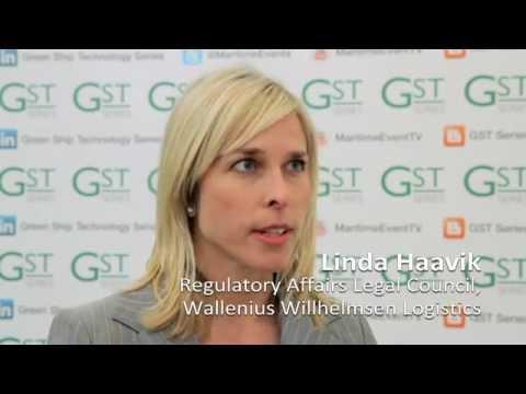 Interview with Linda Haavik, Wallenius Wilhelmsen Logistics - GST 2012