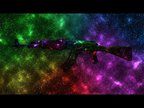 Ak-47 l Rainbow Space