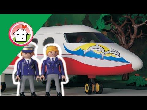 الطائرة التي هبطت في الشارع - عائلة عمر - أفلام بلاي thumbnail