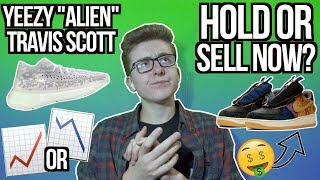 """HOLD ALL PAIRS Adidas Yeezy Boost 380 """"Alien"""" & Travis Scott Air Force 1!   RESALE PREDICTIONS!"""