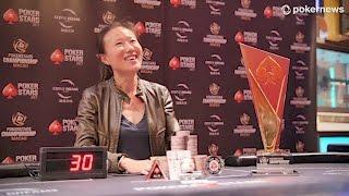Sosia Jiang Wins PSCMacau High Roller
