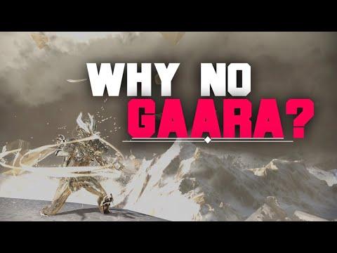 Gara What Happened ? - Warframe