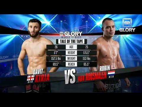 GLORY 18 - Robin van Roosmalen vs. Davit Kiria (Full Video)