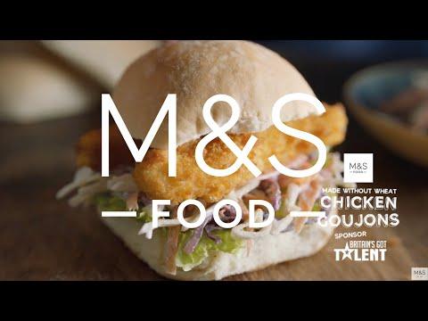 M&S Food sponsors Britain's Got Talent - Autumn 2020 idents reel 3   M&S FOOD