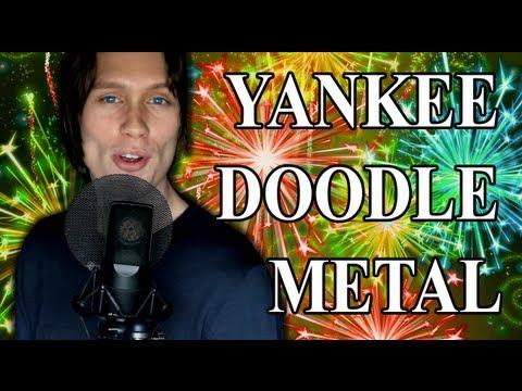 YANKEE DOODLE DANDY (Metal Cover)