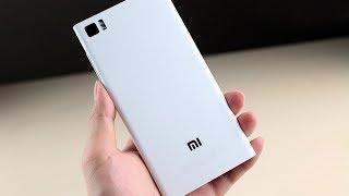 Анти обзор Xiaomi Mi3 на русском