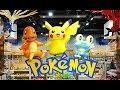 REAL LIFE Pokemon Center in New York!!