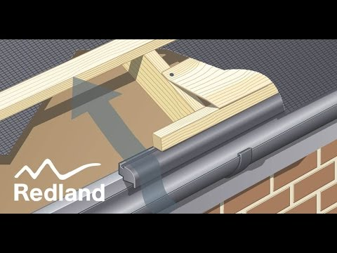 Redvent 25 Over Fascia Vent Installation Video Youtube
