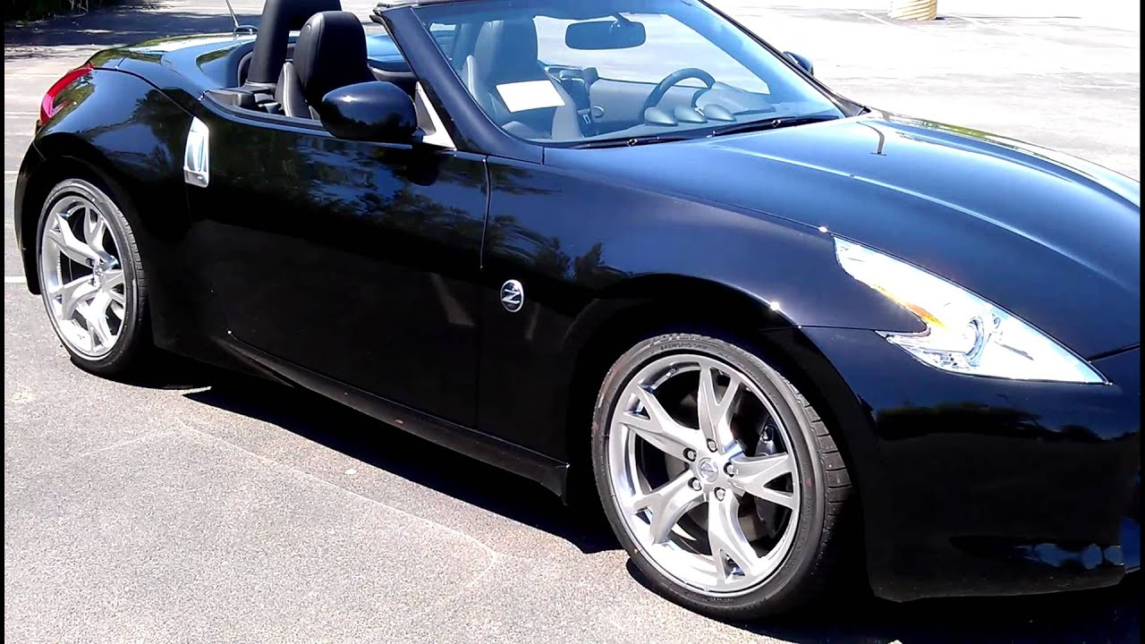 2011 nissan 370z roadster touring sport edition in 1080p youtube vanachro Gallery
