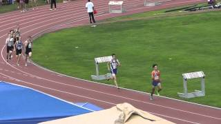 Staples Track - 2013 State Open Boys 4x800
