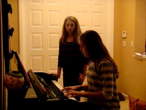 Someone Like You Cover By Emily And Colleen