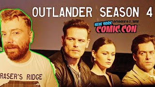 Outlander Season 4 Spoilers Revealed at New York Comic Con