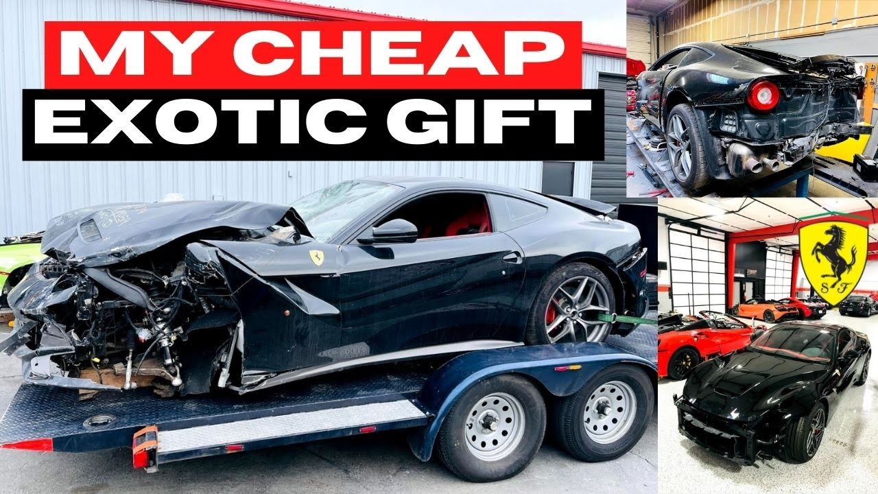 Finally Bought EXOTIC CAR All For Myself - SURPRISINGLY VERY CHEAP!!