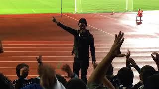 FC町田ゼルビア 2017/10/20 戸島選手同点ゴール〜終盤の応援 thumbnail