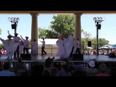 """Ethnic Enrichment Festival KCMO """"Conjunto de Proyecciones Folklóricas Viva Panama"""""""