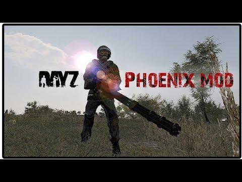 DayZ Phoenix Mod - Обзор обновления (v0.2.2.8)