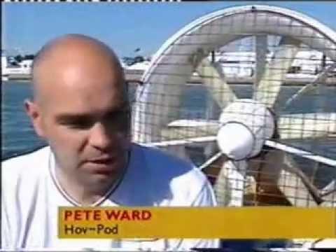 Hovercraft UK : Hov Pod Hovercraft UK