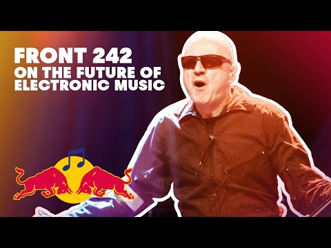 Front 242 Lecture (Barcelona 2008) | Red Bull Music Academy