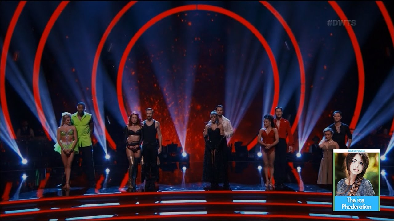 Download Week 10 (Semifinals) Results & Elimination on Dancing with the Stars | LIVE 11-14-16