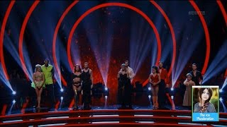 Week 10 (Semifinals) Results & Elimination on Dancing with the Stars   LIVE 11-14-16