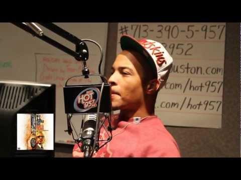 """T.I. """"Trouble Man Promo Tour In Houston"""" Vlog (Feat. Bun B, Trae Tha Truth & More)"""