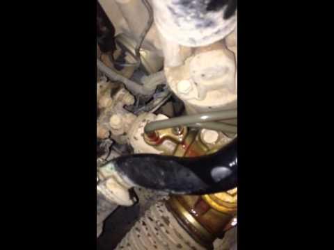 2002 Tacoma TRD 4x4 Power Steering/Rack leak