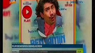Hanung Bramantyo : Remake Film Komedi Benyamin Biang Kerok dibintangi Reza Rahardian, H. Qomar dll