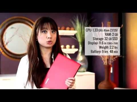 Lenovo IdeaPad 100S (Windows 10 Laptop) Review