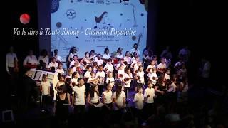 Go Tell Aunt Rhody - Folk Song (The International Music School of Provence, France www.imsp.fr)