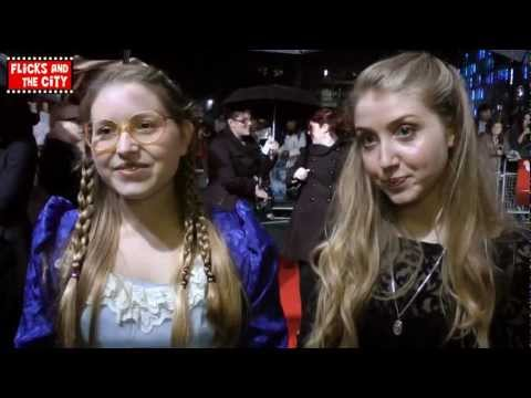 Jessie Cave & Bebe Cave  on Great Expectations & JK Rowling