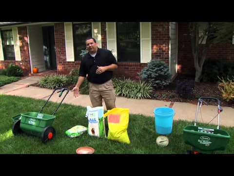 Calibrating A Fertilizer Spreader For Your Lawn