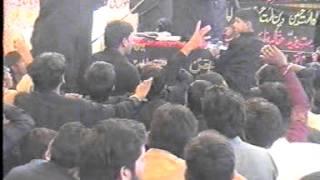 zakir habib raza jhandvi ashra e moharam 2012 bhian wala kalan muridke