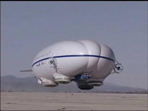 "Lockheed-Martin ""Skunk Works"" P791 LTA ACLS dynmicpara"