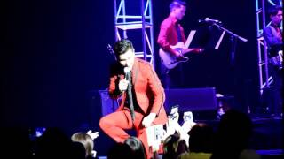 ruco chan live performance at hard rock casino and hotel