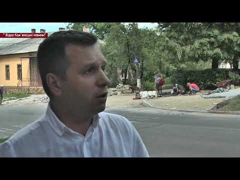 TV7plus Телеканал Хмельницького. Україна: ТВ7+. У Кам'янець-Подільському ремонтують дороги.