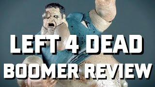 Valve Left 4 Dead Boomer Action Figure By NECA