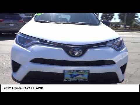 2017 Toyota RAV4 Marina Del Rey, Los Angeles, Santa Monica, Culver City,  Venice, CA R615514