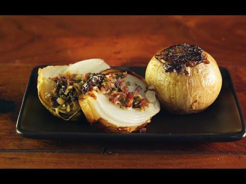Bradley Smoker & Steven Raichlen Smoked Spicy Onions