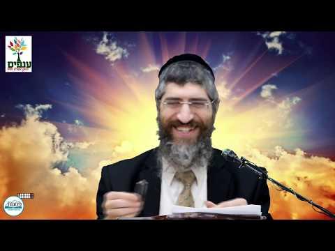 הלכות מזוזה - הרב יצחק יוסף (הנכד) - שידור חי HD