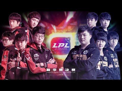 【LPL春季季後賽】決賽 RNG vs EDG #4